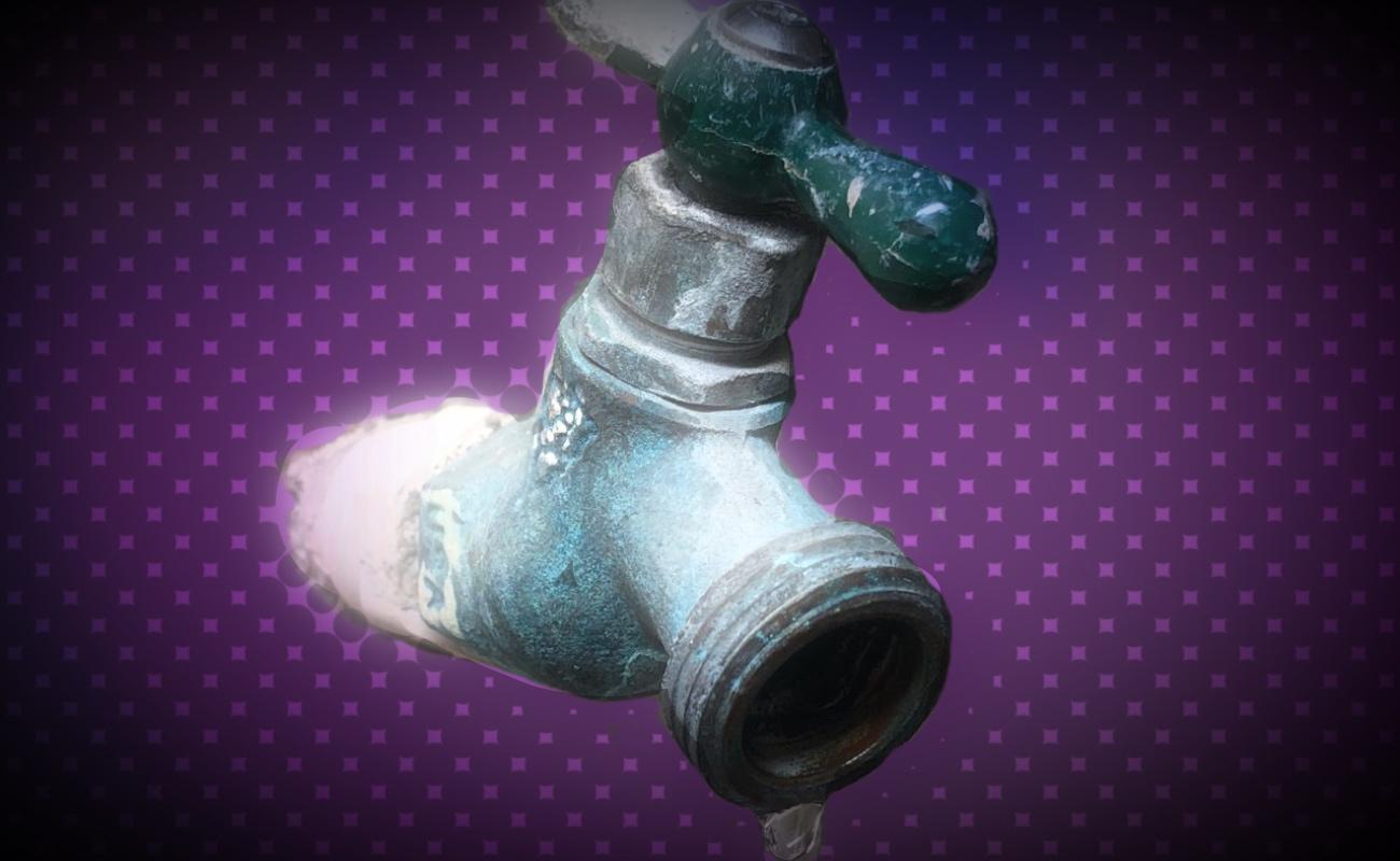 CESPT da conocer listado de colonias que no tendrán agua mañana domingo
