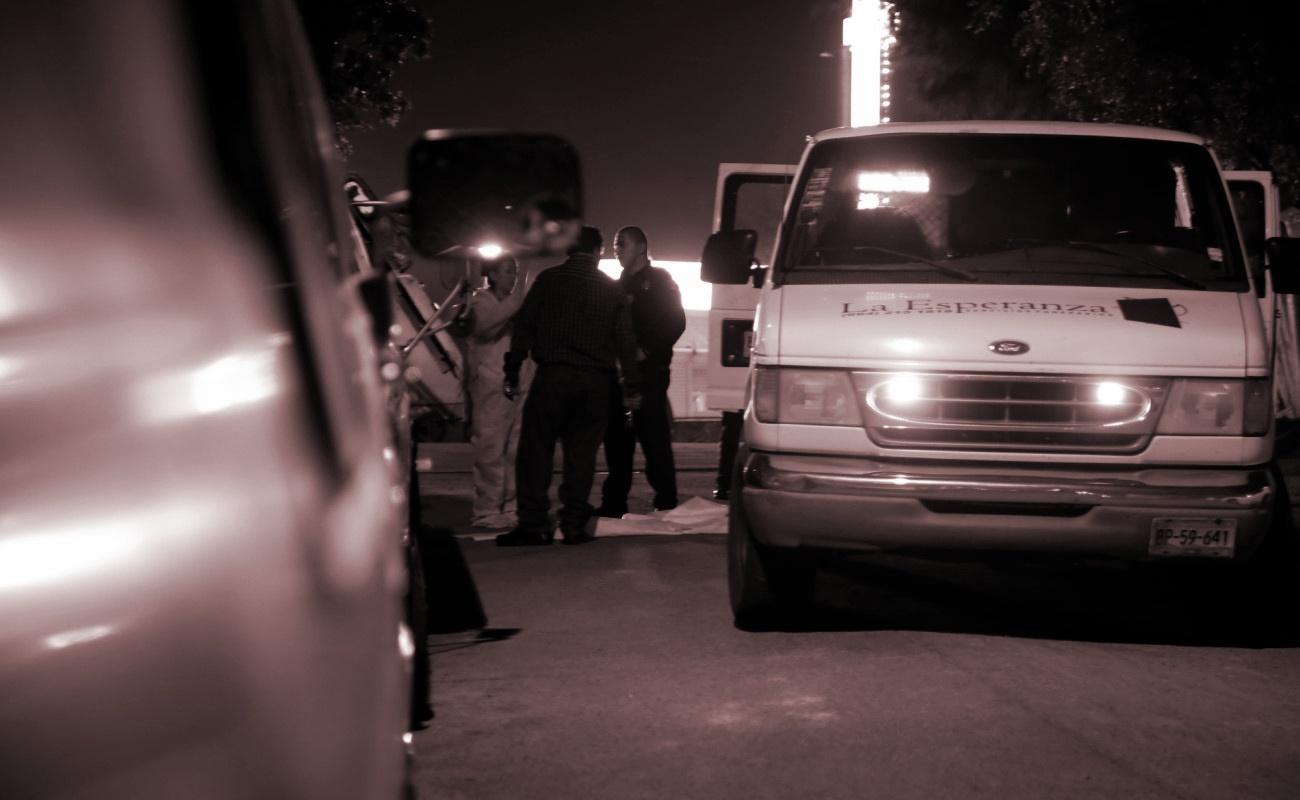 Asesinan a balazos a tres hombresen Tijuana