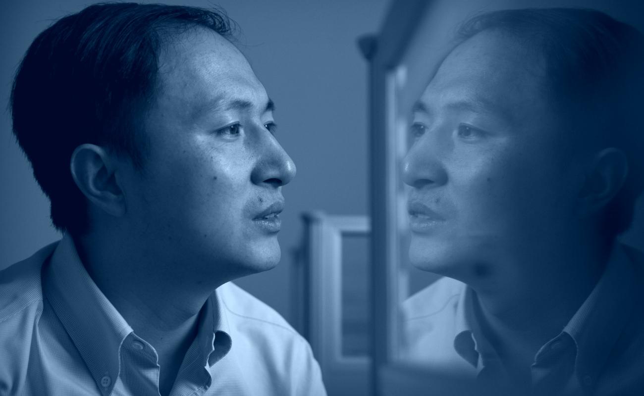 Investigador chino buscaba fama en investigación de bebés modificados