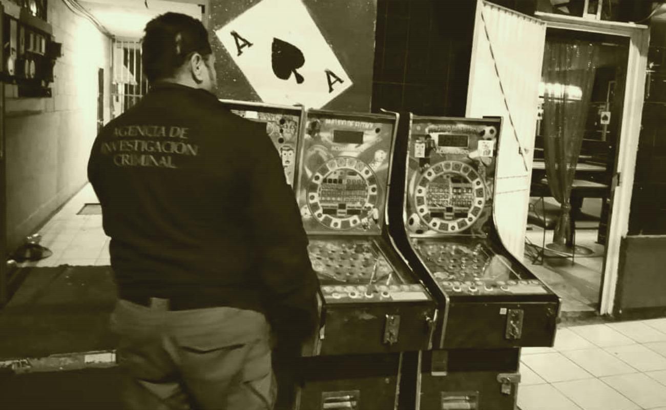 Asegura FGR 60 máquinas tragamonedas en Tijuana y Mexicali