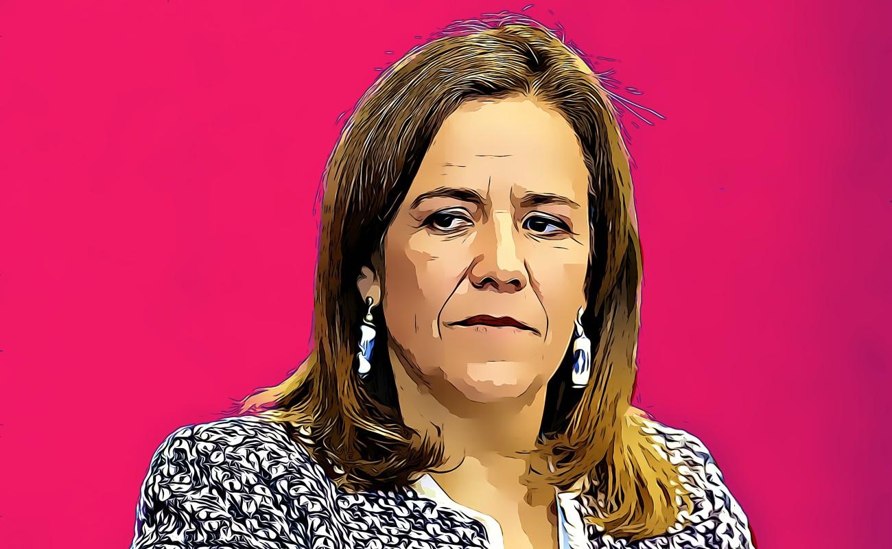 Estoy lista para debatir con AMLO: Margarita Zavala