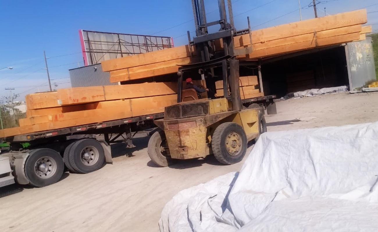 Caen hasta 50 por ciento las ventas de madereros