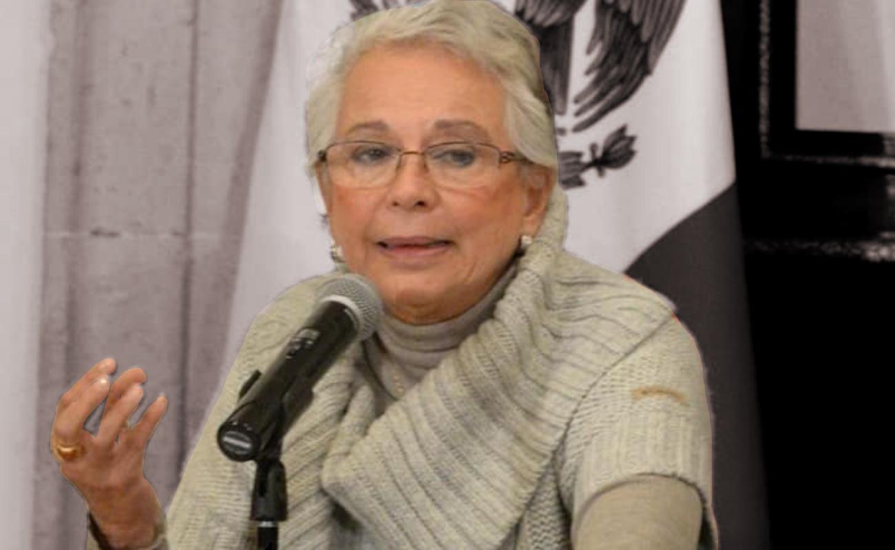 """Celebra Sánchez Cordero decisión de la Suprema Corte sobre """"Ley Bonilla"""""""