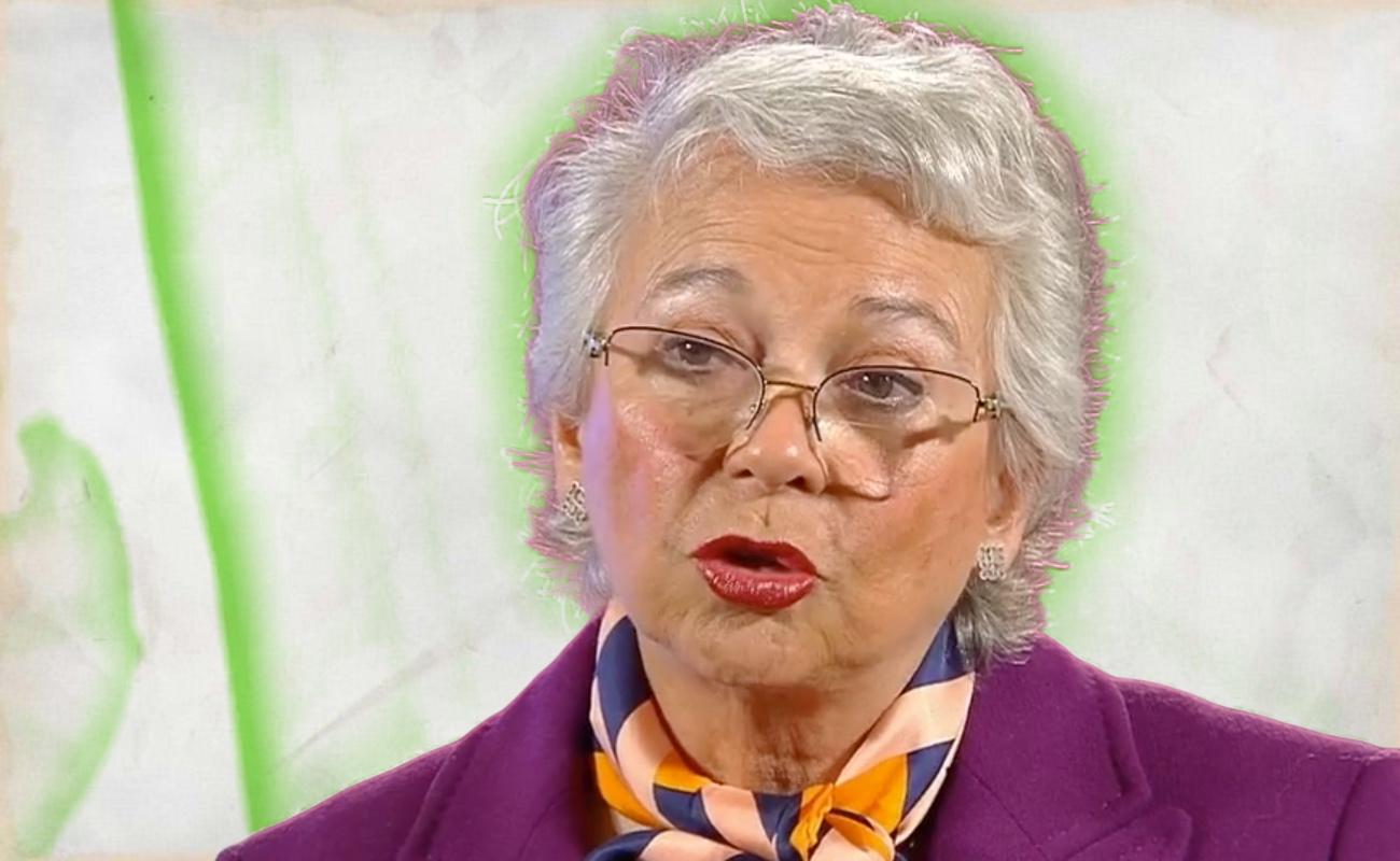 Pide Olga Sánchez un alto a la violencia en contra de las mujeres