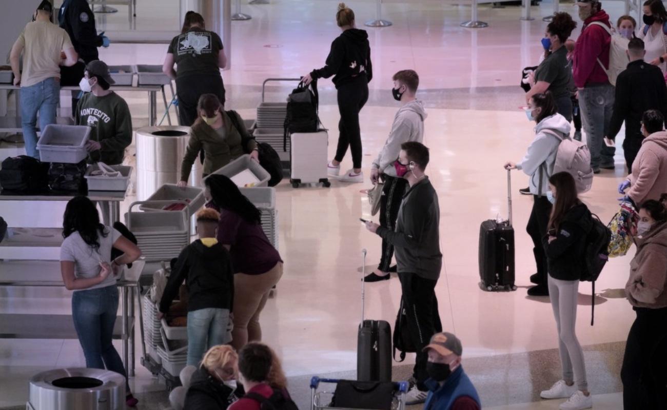 Exigirá Estados Unidos pruebas negativas de Covid-19 a viajeros internacionales