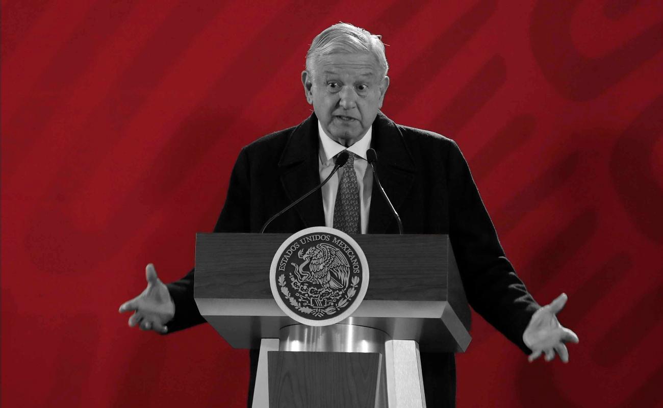 López Obrador pide a mexicanos prudencia en tema de abasto de gasolina